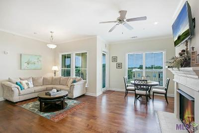 Baton Rouge Condo/Townhouse For Sale: 990 Stanford Ave #503