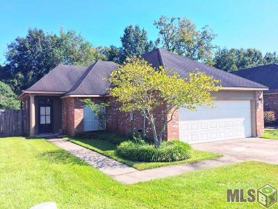 Baton Rouge Single Family Home For Sale: 5143 Eastbay Dr
