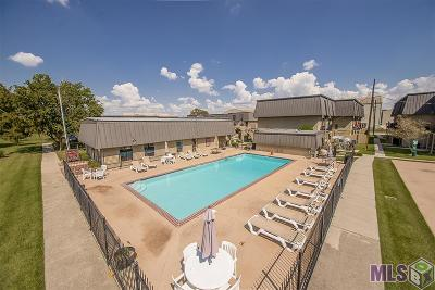 Baton Rouge Condo/Townhouse For Sale: 10304 W Winston Ave #7