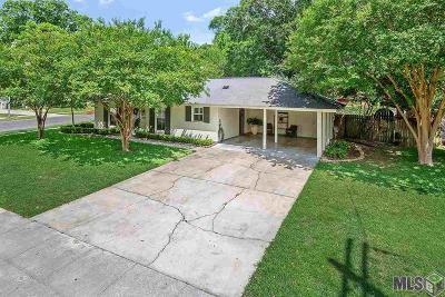 Baton Rouge Single Family Home For Sale: 8121 Argosy Ct