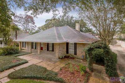 Baton Rouge Single Family Home For Sale: 4822 Cross Keys Dr
