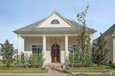 Baton Rouge Single Family Home For Sale: 10751 Birdsong Rd