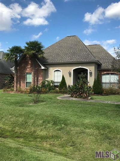 Denham Springs Single Family Home For Sale: 30268 White Egret