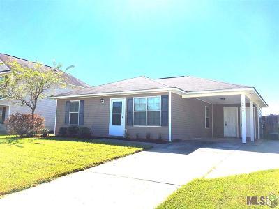 Denham Springs Single Family Home For Sale: 34967 Rayville Dr