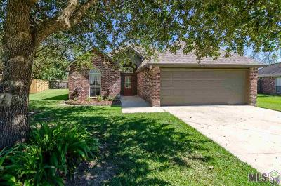 Baton Rouge Single Family Home For Sale: 18421 Doc Olena Dr