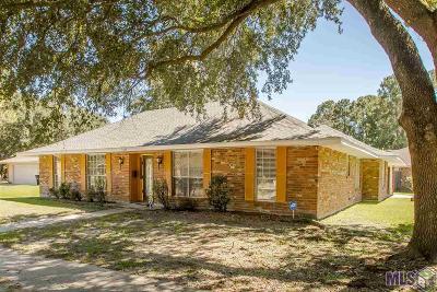 Baton Rouge Single Family Home For Sale: 11008 Major Oak Dr
