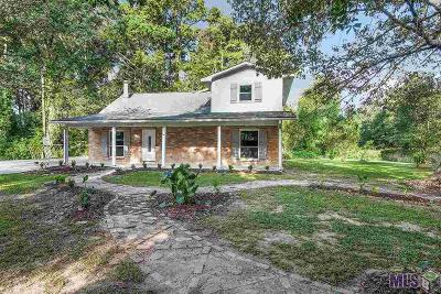 Prairieville Single Family Home For Sale: 18233 Beechwood Rd
