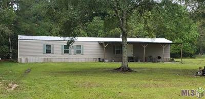 Livingston Parish Single Family Home For Sale: 32245 Weiss Rd