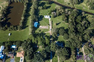 Gonzales Residential Lots & Land For Sale: 41156 Black Bayou Rd