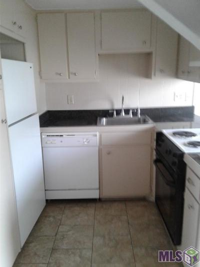 Baton Rouge LA Condo/Townhouse For Sale: $55,900