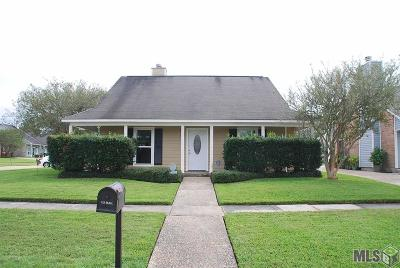 Baton Rouge LA Single Family Home For Sale: $155,000