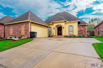 Baton Rouge Single Family Home For Sale: 6348 Cross Gate Dr