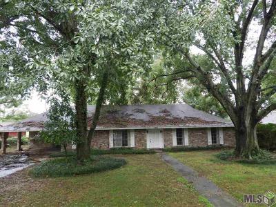 Baton Rouge Single Family Home For Sale: 11572 Sheraton Dr