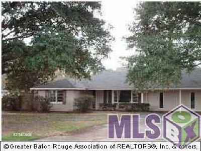 Baton Rouge Single Family Home For Sale: 4622 Inniswold Rd