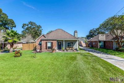 Prairieville Single Family Home For Sale: 18594 Red Oak Dr