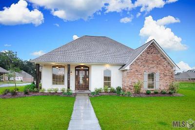Denham Springs Single Family Home Contingent: 7372 Effie Dr