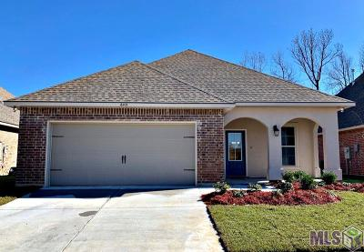 Single Family Home For Sale: 6415 Red Rose Dr