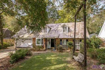Baton Rouge Single Family Home For Sale: 1758 Chateau Ct