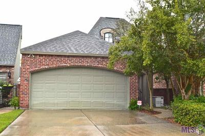 Gonzales Single Family Home For Sale: 6025 Courtyard Dr