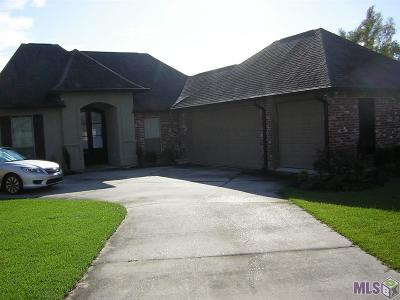 Gonzales Single Family Home For Sale: 14086 Creek Vista Dr