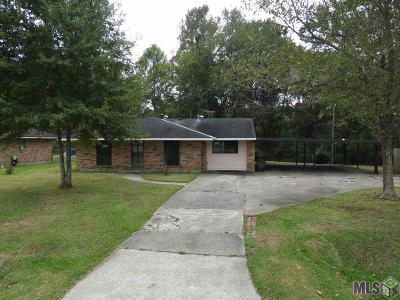 Baton Rouge Single Family Home For Sale: 7688 Gov Wickliffe Ave