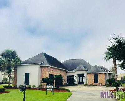 Gonzales Single Family Home For Sale: 40421 Pelican Point Pkwy