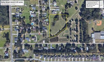 Gonzales Residential Lots & Land For Sale: 42066 Betty St