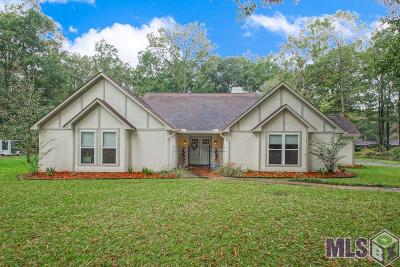 Greenwell Springs Single Family Home For Sale: 15941 Chanove Ave
