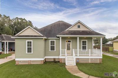 Single Family Home For Sale: 42259 La Hwy 941