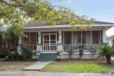Baton Rouge Single Family Home For Sale: 1942 Tulip St