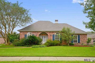 Baton Rouge Single Family Home For Sale: 1735 Ridgeland Dr