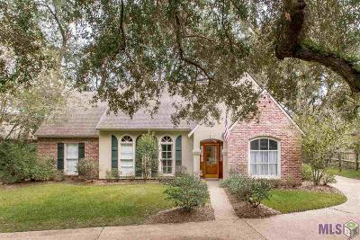 Baton Rouge Single Family Home For Sale: 210 Dutch Highland Rd