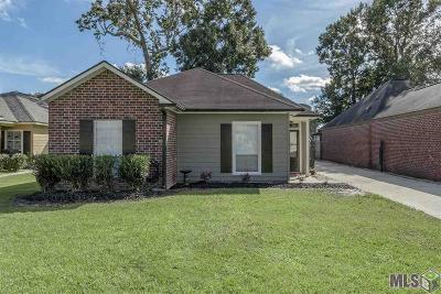 Prairieville Single Family Home For Sale: 41039 Fairmont