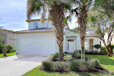 Gonzales Single Family Home For Sale: 6199 Royal Palms Ct