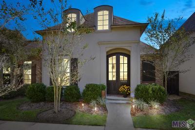 Baton Rouge Single Family Home For Sale: 14425 Royal Villa Dr