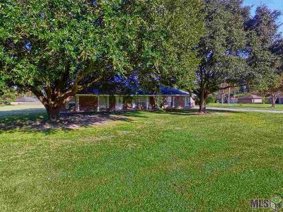 Prairieville Single Family Home For Sale: 42286 Jamie Rd