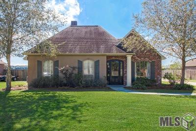 Denham Springs Single Family Home For Sale: 10134 Garden Oaks Ave