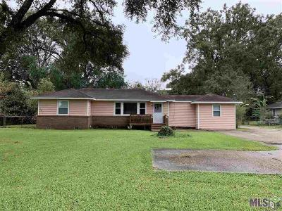 Baton Rouge Single Family Home For Sale: 9278 Cal Rd