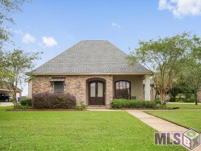 Port Allen Single Family Home For Sale: 4728 Golden Ridge Dr