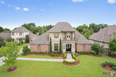 Prairieville Single Family Home For Sale: 36223 Lasalle Pointe Dr