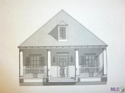 Zachary Single Family Home For Sale: 2174 Iberville Ave
