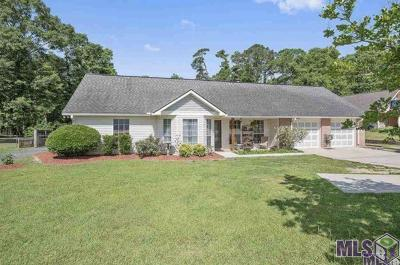 Prairieville Single Family Home For Sale: 17399 Summerfield Rd North