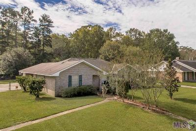 Greenwell Springs Single Family Home For Sale: 5943 Landmor Dr