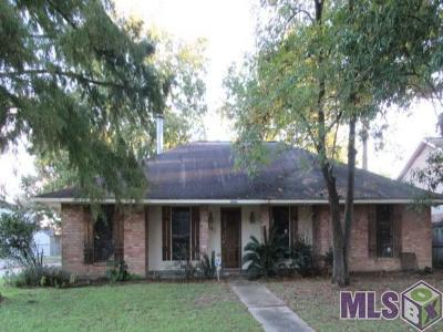 Baton Rouge Single Family Home For Sale: 13641 House Of Lancaster Dr