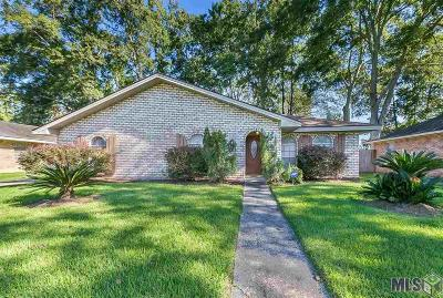 Baton Rouge Single Family Home For Sale: 9453 Wild Valley Rd