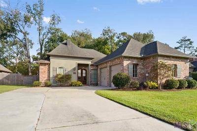 Baton Rouge Single Family Home For Sale: 14665 Wisteria Lakes Dr
