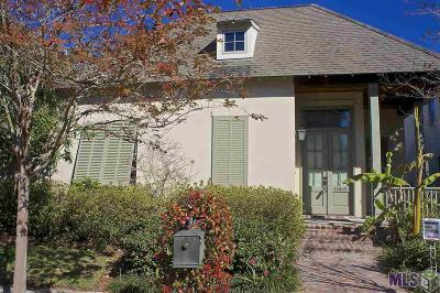 Baton Rouge Single Family Home For Sale: 11415 The Gardens Dr