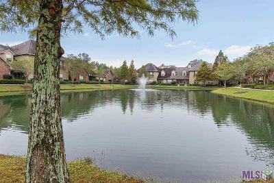 Prairieville Condo/Townhouse For Sale: 18639 Perkins Rd #48