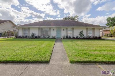 Baton Rouge Single Family Home For Sale: 1364 Oakley Dr