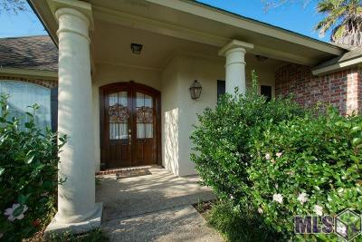 Baton Rouge Single Family Home For Sale: 17719 Glen Forest Ave